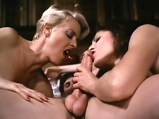 Taboo 2 Kay Parker and.., brunette