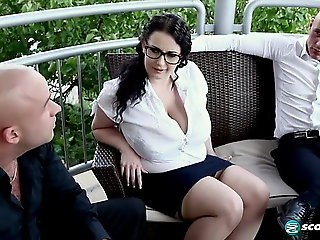 Anna beck fuck a two.., milf