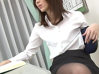 Riko Miyase Uncensored.., blowjob