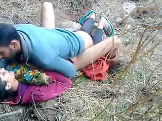 Mumbai Couple Sex In Park, couple