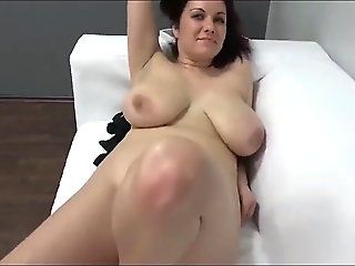 MILF with Big Tits on.., blowjob