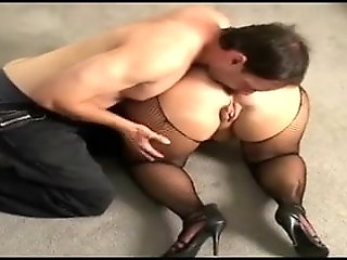 Thick Mature Aaralyn.., anal