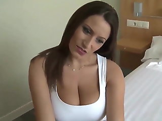 german MOM with big.., blowjob